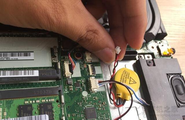 笔记本主板cmos电池怎么放电?笔记本主板电池放电图解教程 电脑基础 第4张