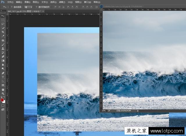 如何使用PS更换照片的背景?使用photoshop软件更换人物背景! Photoshop 第1张