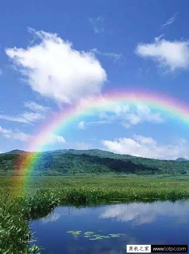 教你如何使用photoshop制作出逼真漂亮的彩虹教程 Photoshop 第9张