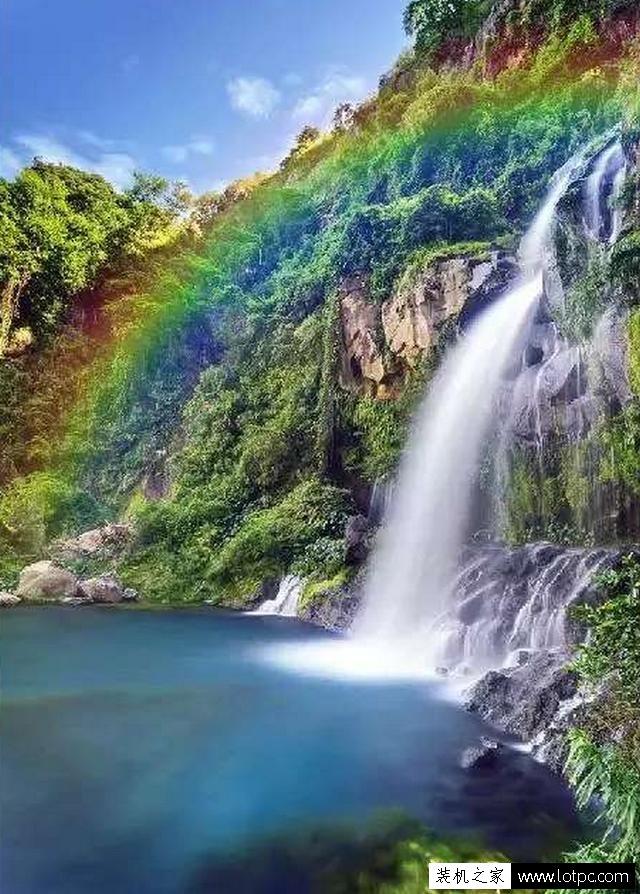 教你如何使用photoshop制作出逼真漂亮的彩虹教程 Photoshop 第8张