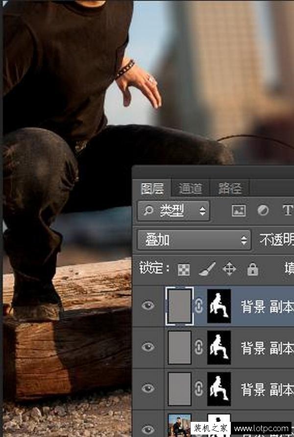 在photoshop中如何让图像突出主题,让画面更有层次 Photoshop 第5张