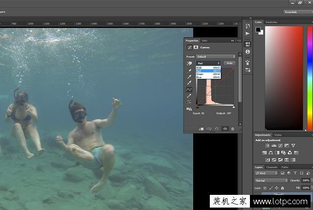 如何用photoshop将模糊的照片变清晰 Photoshop 第3张