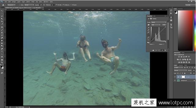 如何用photoshop将模糊的照片变清晰 Photoshop 第2张